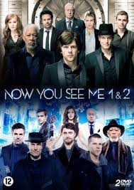 Now You See Me 1 y 2